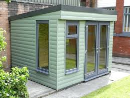 diy garden office. Building A Garden Room Insulated Rooms For All Year Round Use Home Office Diy