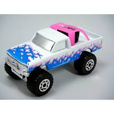 Matchbox - Ford Courier Open Back 4x4 Pickup Truck - Global Diecast ...