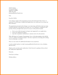 Gallery Of Email Cover Letter Sample With Attached Resume