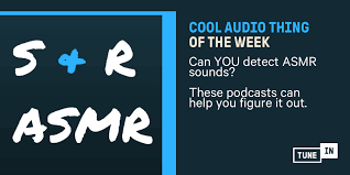 Be Stands For Cool Audio Thing Of The Week Does The Sound Of Crinkling