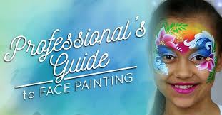 how to become a professional face painter and get paid