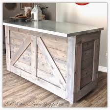 Diy rustic bar Galvanized Metal How To Upcycle An Ikea Cabinet Into Rustic Wooden Bar By 2perfection Decor Blog Featured Remodelaholic Remodelaholic Ikea Hack Rustic Bar With Galvanized Metal Top