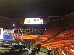 Don Haskins Center El Paso Seating Chart The Interior And Exterior Of The Don Haskins Center