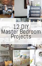 check out these 12 diy master bedroom projects