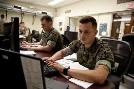 Marine Corps Officer Mos Chart Marines Create New Cyberwarfare Career Field Military Com
