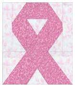 50 best Cancer Quilts images on Pinterest | Quilt patterns, Quilt ... & Cancer Awareness Ribbon Quilt Block Pattern Adamdwight.com