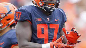 Illinois college football star Bobby ...