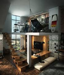 ... Cool Apartment Furniture Layout Cool Retro Touch Design Ideas For Small  Apartment Decorating Cool ...