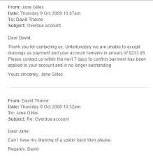 Overdue Account David Thorne Favorites Overdue Account Album On Imgur