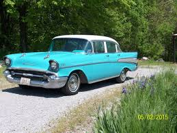 Readers' Rides: Christine's 1957 Chevy Bel Air | Idle Thoughts ...