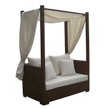 Panama Jack Bedroom Furniture Panama Jack St Barths Daybed With Cushion And Curtains Reviews