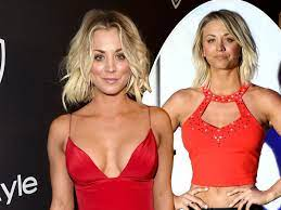 The Big Bang Theory star Kaley Cuoco says plastic surgery is the 'best  thing I ever did' - OK! Magazine