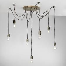 cluster pendant lighting. bronze 7 light ceiling pendant cluster lighting