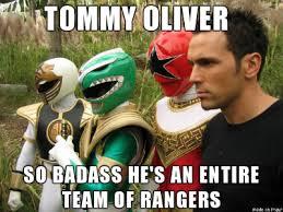 Power Rangers Meme Contest Best Entries and Winner | The Robot's Voice via Relatably.com
