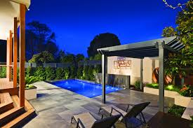 Small Picture Fast Design Pool garden design melbourne