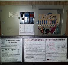 aero cruiser club s interior tips the ac panel supplies all of the 110 volt power inside and outside the coach not all coaches are wired the same but it s easy to determine what s what by