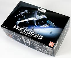 Bandai B Wing Lighting Kit The Modelling News In Boxed 1 72nd Scale B Wing