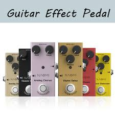 <b>NAOMI Electric Guitar</b> Analog Delay Time/Mix/Repeat Knob NEP 10 ...