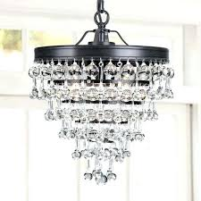 crystal drop chandelier 3 light crystal glass drop chandelier in antique black finish clarissa crystal drop crystal drop chandelier