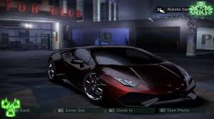 Need For Speed Carbon Lamborghini Huracan Lp 610 4 Car Mod Tuning
