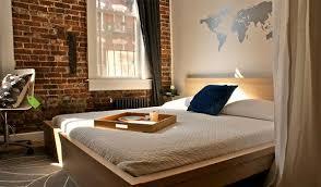 Lower East Side Project  Bedroom
