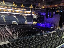 Chase Center Seating Chart View Chase Center Section 104 Concert Seating Rateyourseats Com