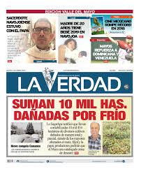 Impreso LA VERDAD - NAVO 3 enero - Página 1 - Created with Publitas.com