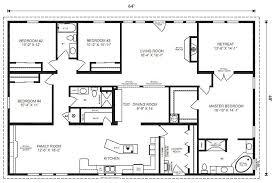 3 bedroom single wide mobile home floor plans new manufactured homes floor plans luxury mobile homes