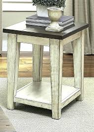 white round end table rustic white end tables oak end tables new exterior rustic wood accent white round end table