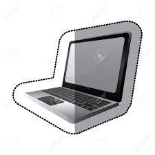 ノート パソコンのアイコン ストック イメージベクトル イラスト デザイン