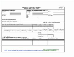 Payment Request Form Template Elegant 6 Advance Payment Bill Format