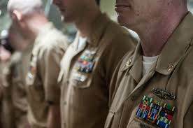 Navy To Fill Shortage Of Chiefs At Sea By Shifting Away From