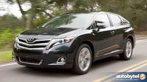 2013 Toyota Venza Test Drive & Crossover Video Review - YouTube