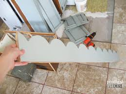 Removing Scalloped Wood Valance Over Kitchen Sink Trendyexaminer