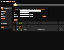 Flash Website Templates Easy Video Gallery Flash Templates Websites With Flash Video Galleries 17