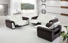 living room furniture miami:  living room e modern leather sofa set with electrical recliners craigslist miami living room furniture