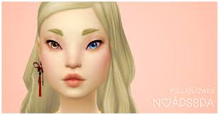 Noápsspa Eyes + Lemon Wallpaper Available to my... - eirflower | Sims, Sims  4, Maxis match