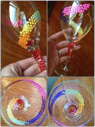 Wine Glass Decorating Designs 100 Best Wine Glass Decorating Ideas and Designs for 100 33