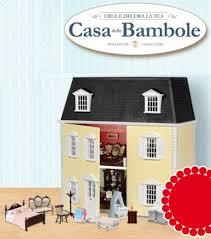 Mobili Per La Casa Delle Bambole : In edicola casa delle bambole per collezionisti