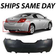 nissan altima 2013 coupe. image is loading newprimeredrearbumpercoverfor20082013 nissan altima 2013 coupe l