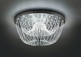 led crystal chandelier led crystal chandelier ceiling light anywhere lighting crystal led chandelier