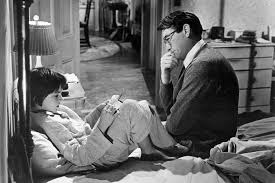 scout and atticus years after to kill a mockingbird  scout mary badham and atticus gregory peck in the 1962 film version