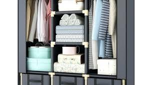 wardrobes wardrobe storage closet portable design enlarged double phenomenal clothes modular plastic ideas organizer clo