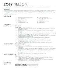 Manager Resume Objective Cool Resume Objective Examples Mcdonalds Feat Shift Manager Resume