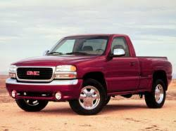 Gmc Tire Size Chart Gmc Sierra 1500 2005 Wheel Tire Sizes Pcd Offset And