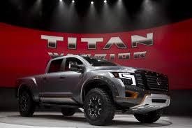 Nissan finally redesigns Titan full-size pickup - Chicago Tribune