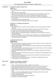 Nurse Recruiter Resume Sample Resume Summary Awesome Technical Recruiter Best Hr Samples 69