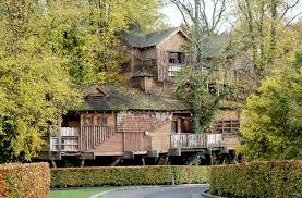 The Treehouse Restaurant Alnwick