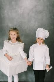 pastry chef cake wedding cake costume diy