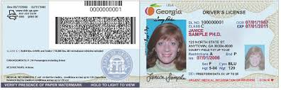 Department barcode Information Of Business For Driver License Services Georgia Partners